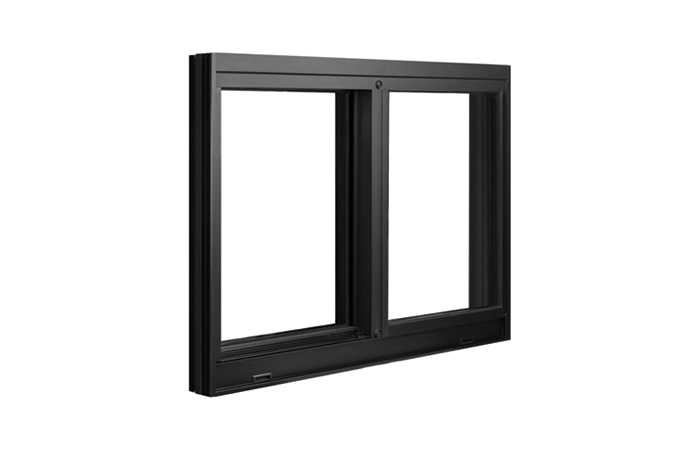 Aluminium Horizontal Sliding Window