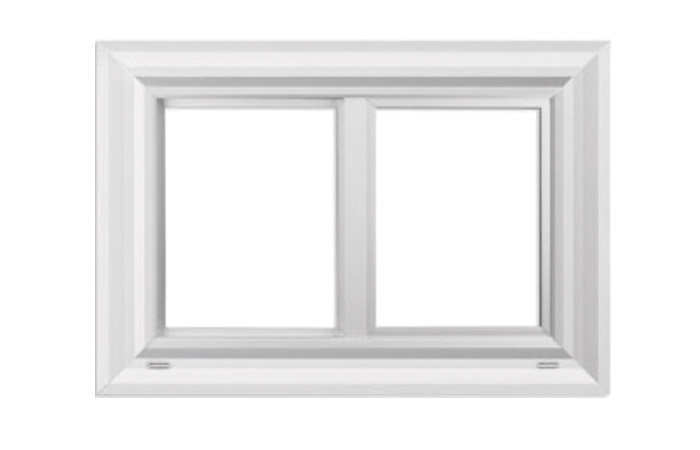 Elegance Horizontal Sliding Window